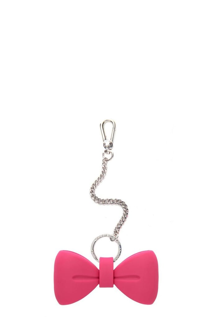Big Bow Bag Charm ($98)