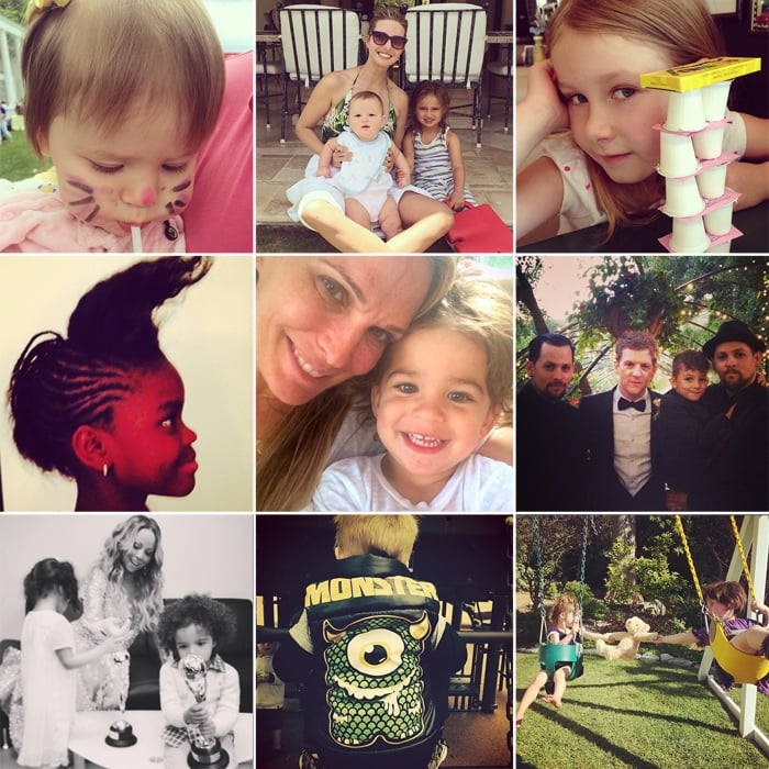 Celebrity Family Pictures Week of May 25, 2014