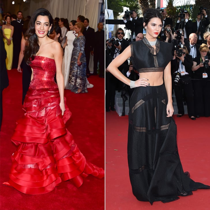 Stylist Alexis Roche Dressed Amal For the Met Gala and Kendall For Cannes