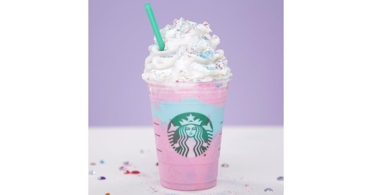We Hacked Starbucks S Unicorn Frappuccino