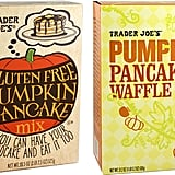 Pumpkin Pancake and Waffle Mix ($2, $4 for gluten-free)