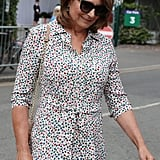 Carole Middleton in July 2018