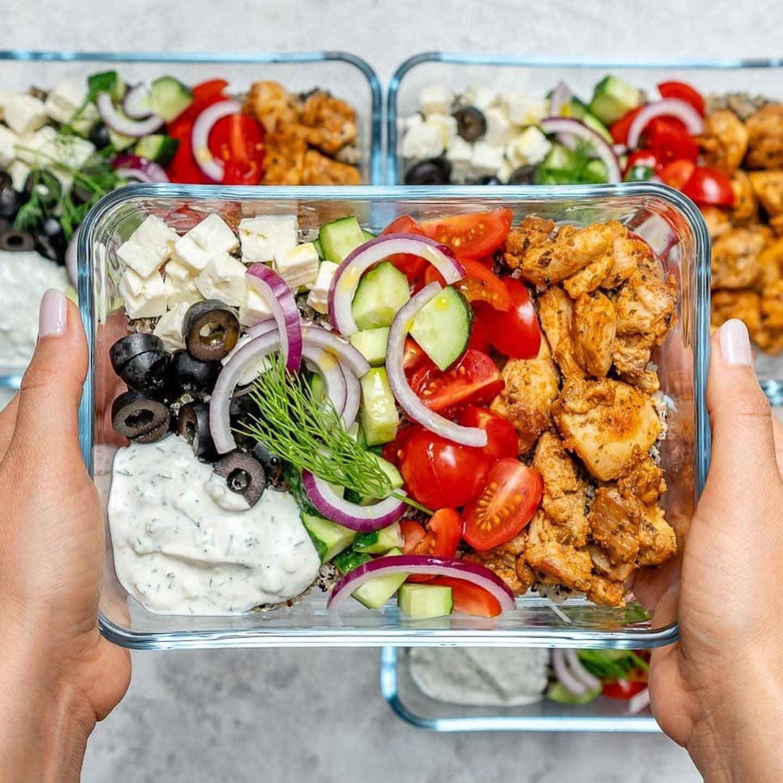 simple low-carb meal prep ideas | popsugar fitness australia