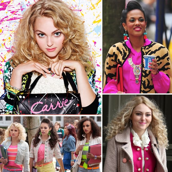 See All the TV Style from The Carrie Diaries Series One