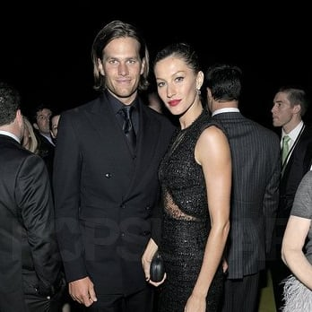 Gisele Bundchen Photos at the Robin Hood Event With Tom Brady