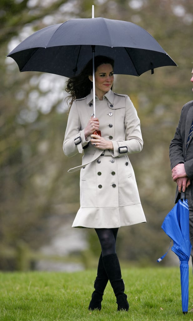 Every Girl Needs a Classic Trench Coat