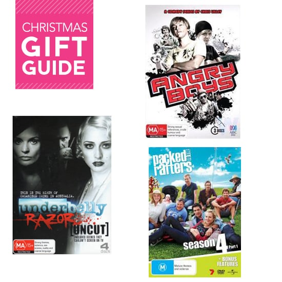 Christmas Gift Guide For Fans of Australian Television Series