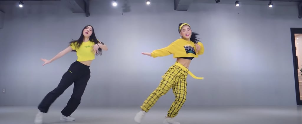 """Try This BTS """"Butter"""" Dance Workout From Mylee Dance"""