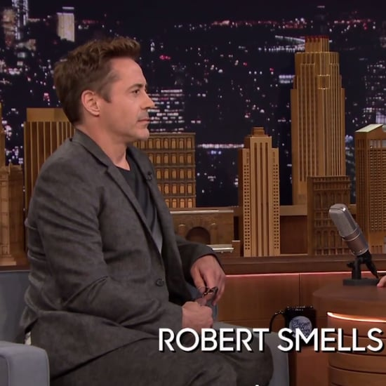 Robert Downey Jr. Emotional Interview on Jimmy Fallon