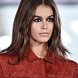 Kaia Gerber's Dramatic Eye Makeup