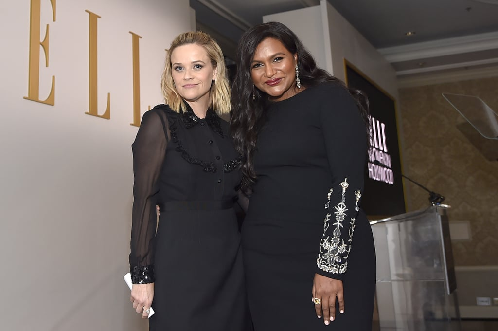 "In case you haven't heard the exciting news yet, Mindy Kaling and Reese Witherspoon are teaming up for Legally Blonde 3! On May 18, it was confirmed that Mindy had signed on to write the screenplay alongside Dan Goor. Reese will be reprising her role as attorney Elle Woods, and the film will be produced through her Hello Sunshine studio and the franchise's original producer, Marc Platt.  Of course, Legally Blonde isn't the duo's first project together. In addition to Reese's 2017 cameo on The Mindy Project, the two starred together in 2018's A Wrinkle in Time, and Mindy recently had a recurring role on Reese's The Morning Show with Jennifer Aniston.  ""We talk all the time,"" Reese previously told Entertainment Weekly about her relationship with Mindy. ""My producing partner had worked on The Mindy Project and we're both really close with Mindy."" Legally Blonde 3 is still in its early stages, so in the meantime, check out some of Reese and Mindy's cutest moments ahead.       Related:                                                                                                           14 A-List Ladies Lucky Enough to Be Considered One of Reese Witherspoon's BFFs"