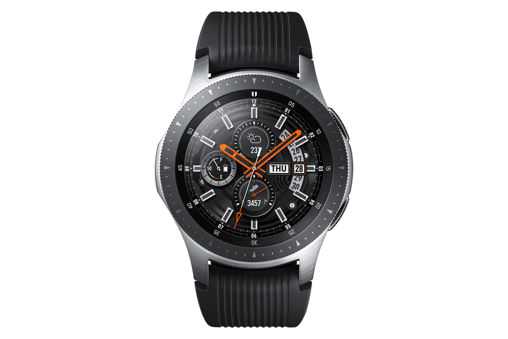 Samsung Galaxy Watch (46mm) Silver Smartwatch