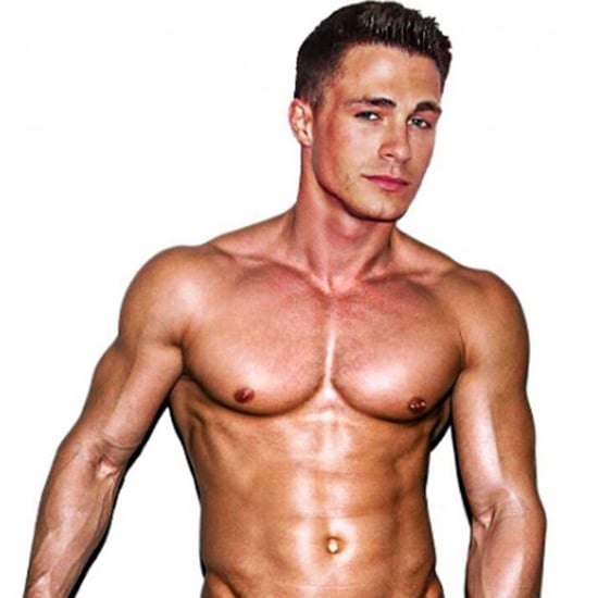 Hot Colton Haynes Shirtless Photos