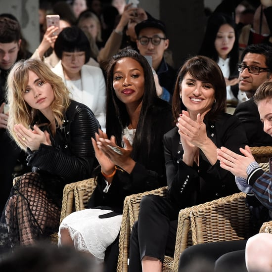Fashion Week's Front Row Faces Are Sitting Pretty in London