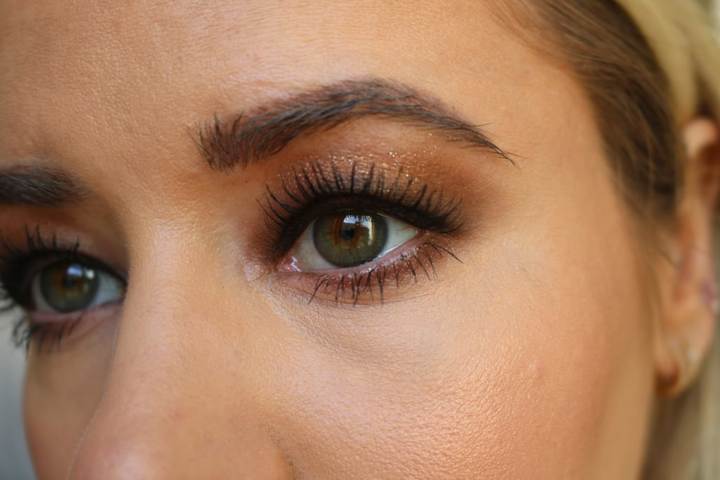 2 Coats on Both the Top and Bottom Lashes