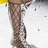 Victorian Boots: Mary Katrantzou