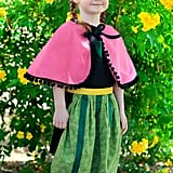 You'd never guess that this sweet Princess Anna Costume ($28) is partially made of a children's apron! Simply pair with boots, braids, and a cape to create the perfect princess getup.