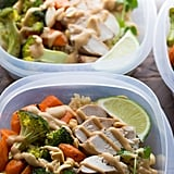 Thai Chicken Lunch Bowls