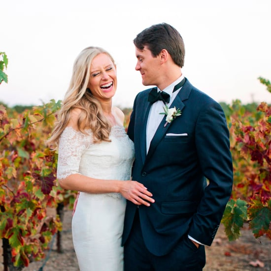 Elegant California Winery Wedding