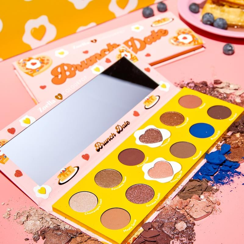 ColourPop Brunch Date Eyeshadow Palette