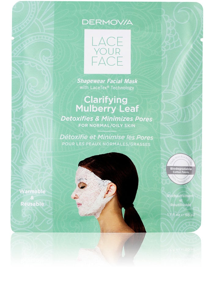 Dermovia Clarifying Mulberry Lace Your Face Mask