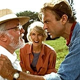 Jurassic Park, Jurassic Park II, and The Lost World: Jurassic Park