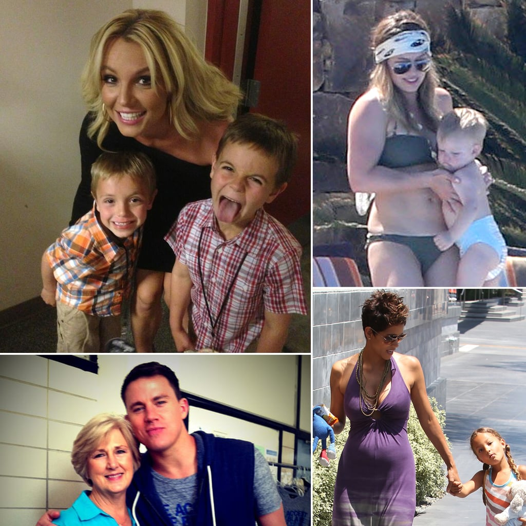 Celebrities Celebrate Mother's Day | Instagram Photos
