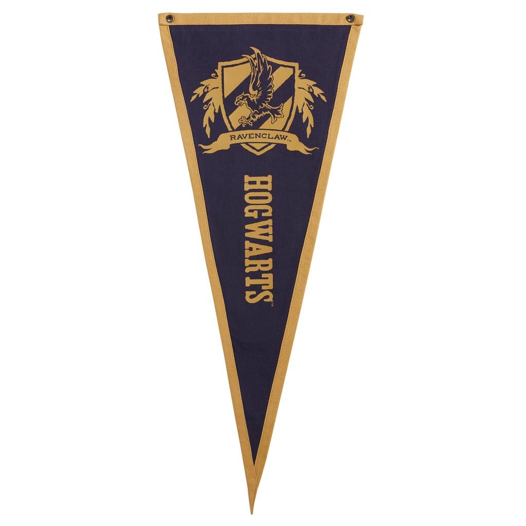Ravenclaw Hogwarts Pennant ($25)