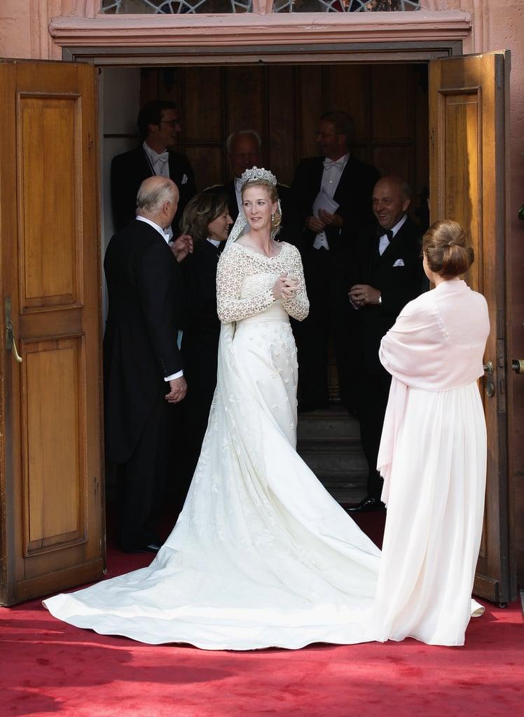 Princess Nathalie of Sayn-Wittgenstein-Berleburg of Germany, 2011