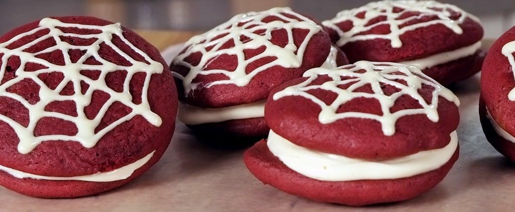 Easy Red Velvet Whoopie Pie Recipe