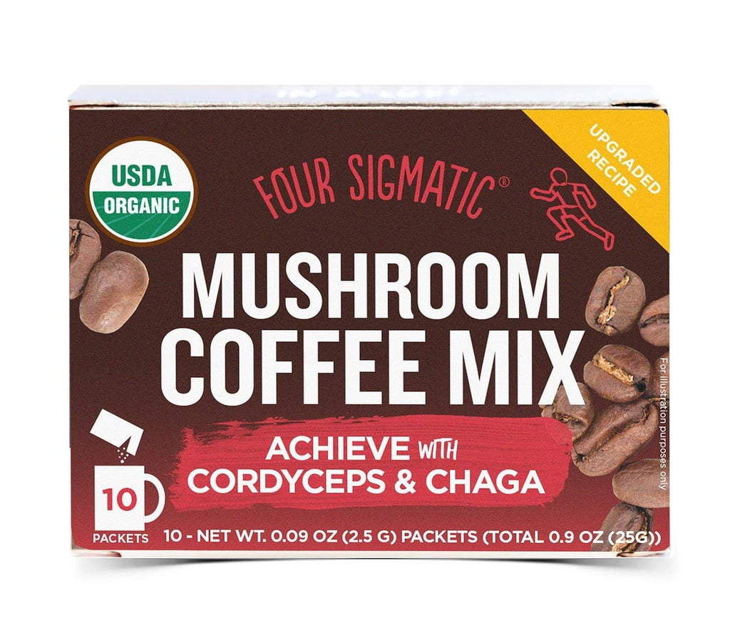 Four Sigmatic Mushroom Coffee With Cordyceps and Chaga
