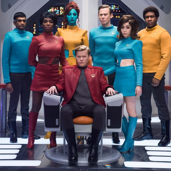 Black Mirror USS Callister Cast