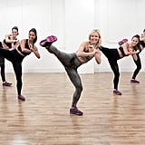 30-Minute Dance Meets Kickboxing Workout