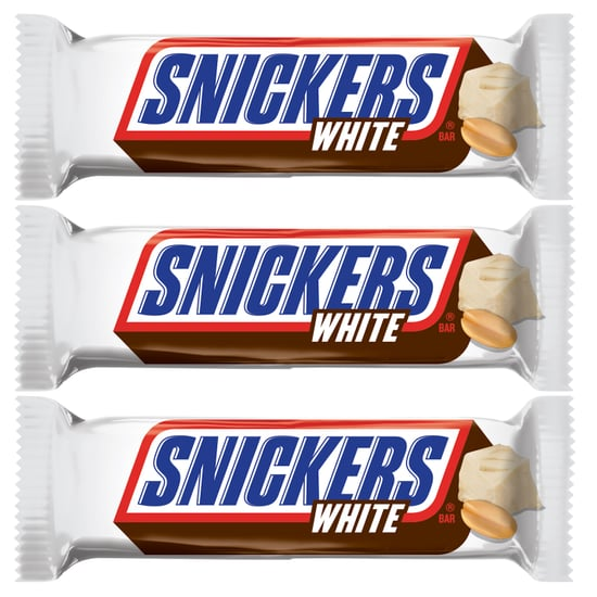 White Chocolate Snickers Are Making a Permanent Comeback