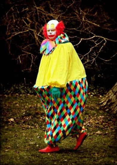 This Clown Is...