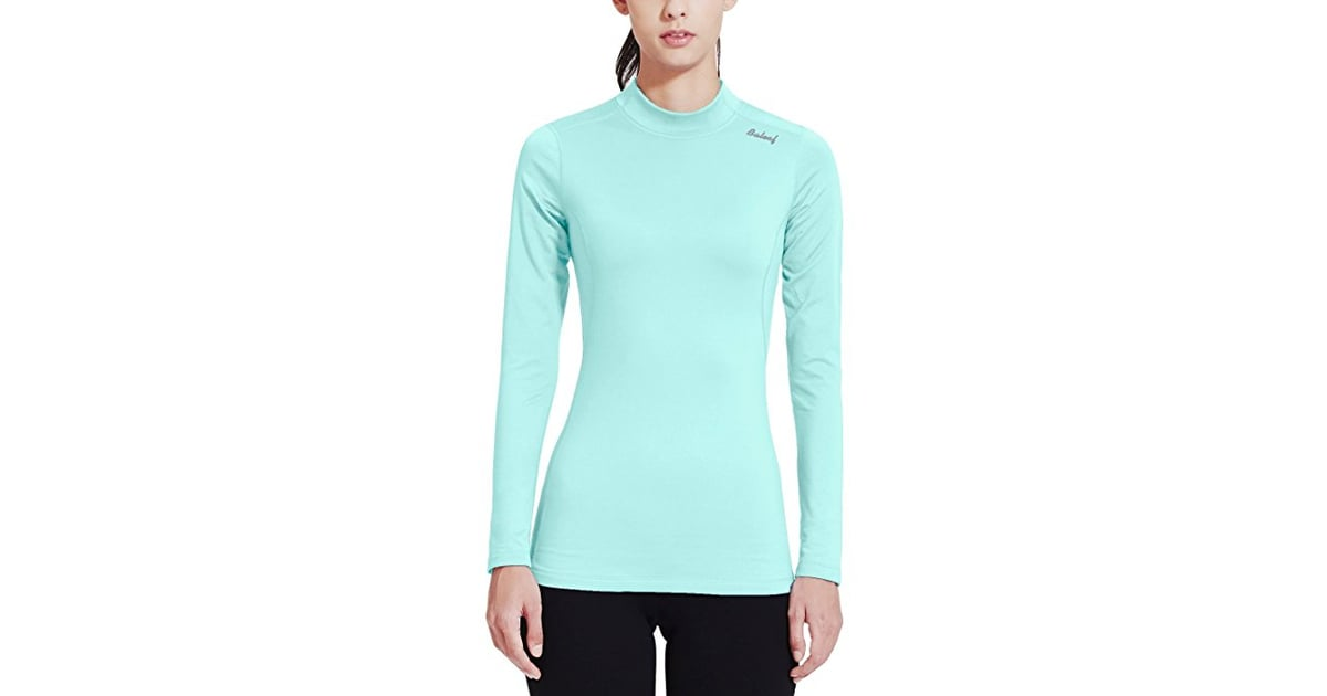 af52937c134a8 Baleaf Fleece Thermal Running Shirt | Cheap Workout Clothes on ...