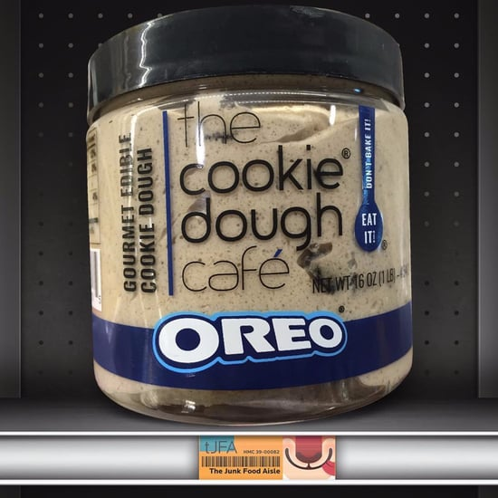 The Cookie Dough Cafe Oreo Flavor