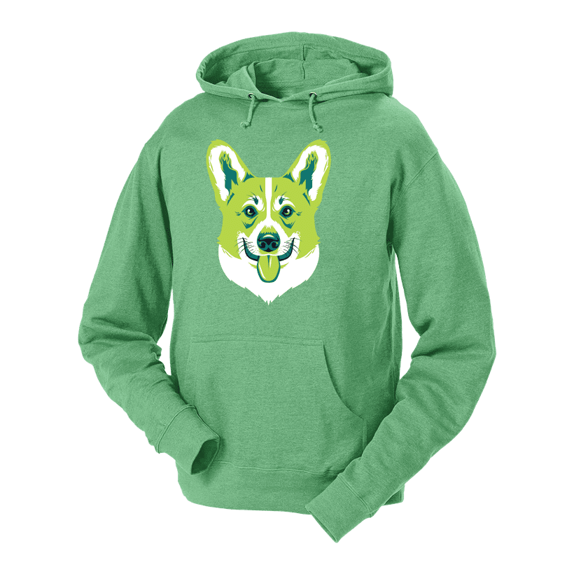 As the temperature drops this Fall, it's important to have a brand-new Corgi hoodie ($44) in your closet for a chilly day. Golden Doodle has an array of hoodies to choose from, featuring a whole slew of different dog breeds. You can either pick one to match the pup you have at home, or maybe pick one to match the dog you wish to bring home sometime in the future.