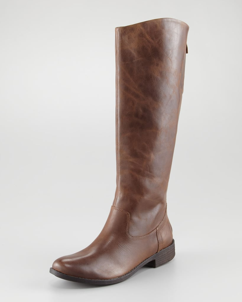This Luxury Rebel Lauren Riding Boot ($200) might look like any pair of normal riding boot on the outside, but the inside reveals a warm felt lining.