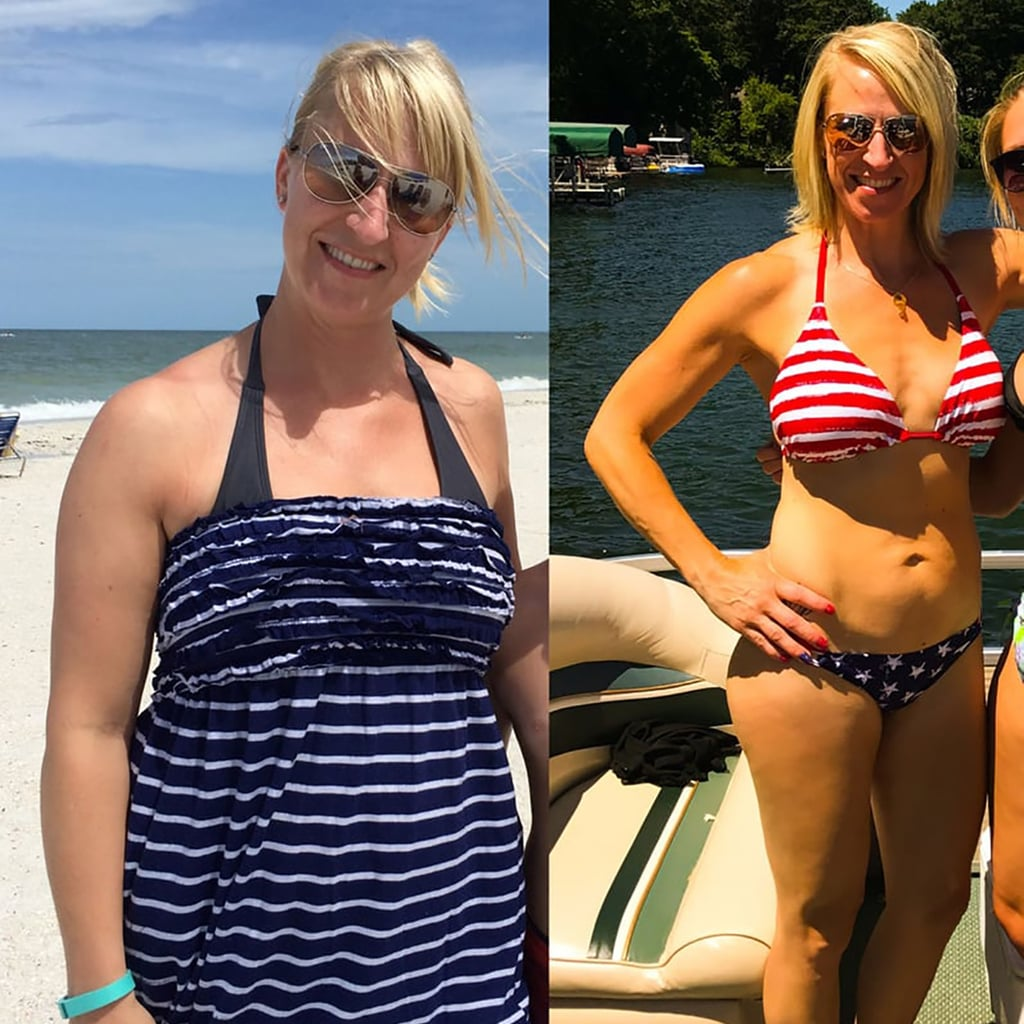 30-Pound Weightlifting Weight-Loss Transformation