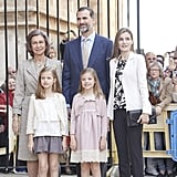 Spain Royal Family