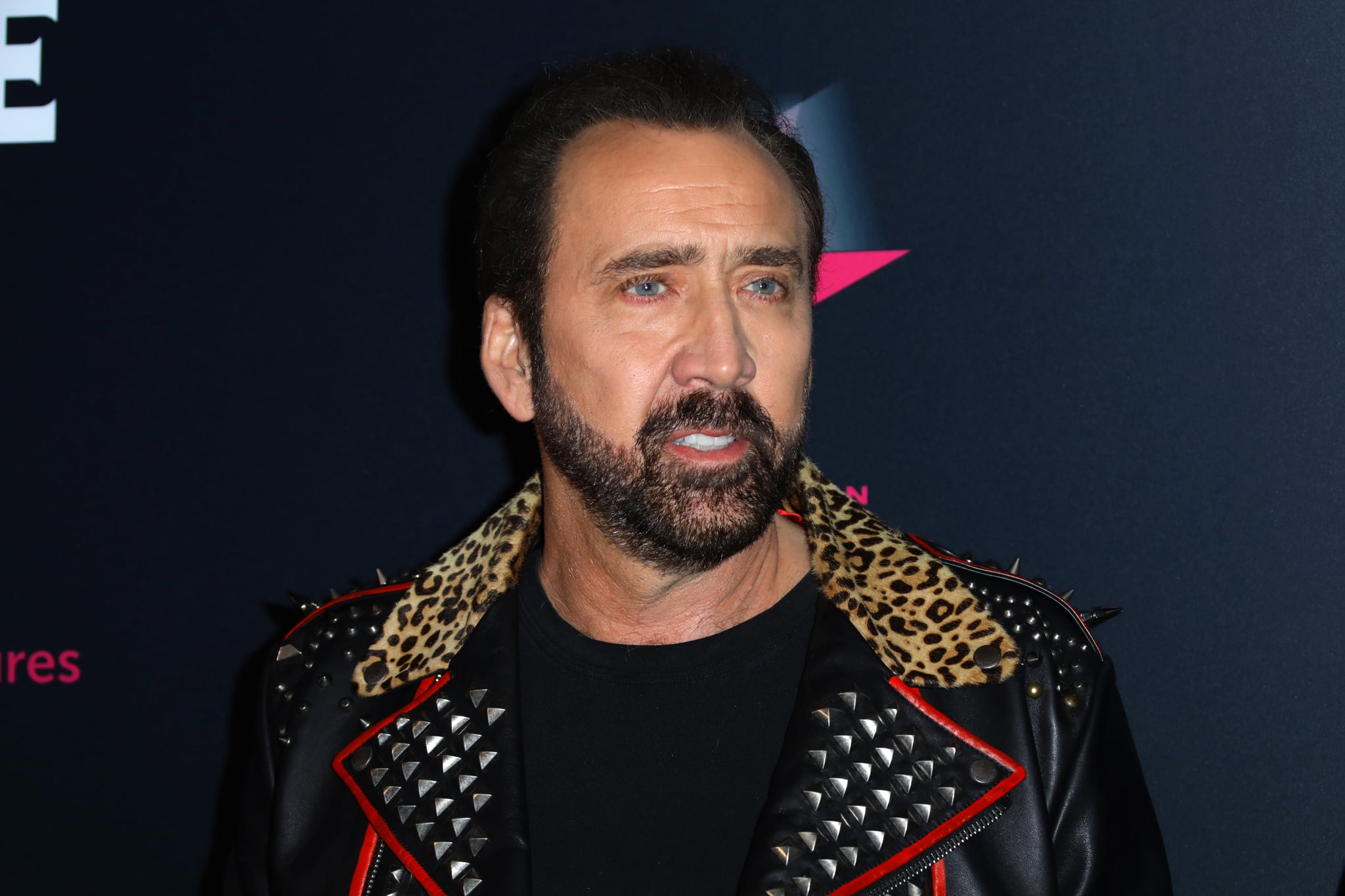 LOS ANGELES, CALIFORNIA - JANUARY 14: Actor Nicolas Cage attends the special screening of
