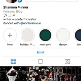 Begin by going to your Instagram profile. From there, tap on your profile picture — it'll automatically take you to the Instagram stories recording page. You can also reach this page by tapping on your profile picture in the upper left corner of the app's homepage or by swiping left on the homepage.