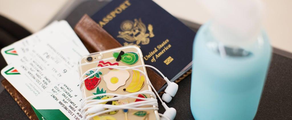 نصائح السفر خارج البلاد