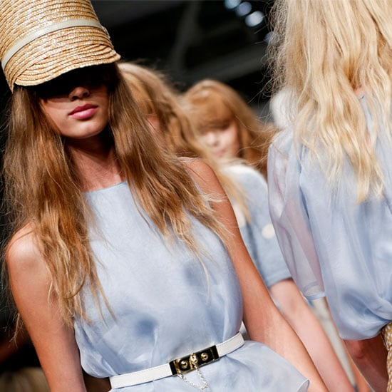 Pictures and Review of Karen Walker Spring Summer New York Fashion Week Runway Show