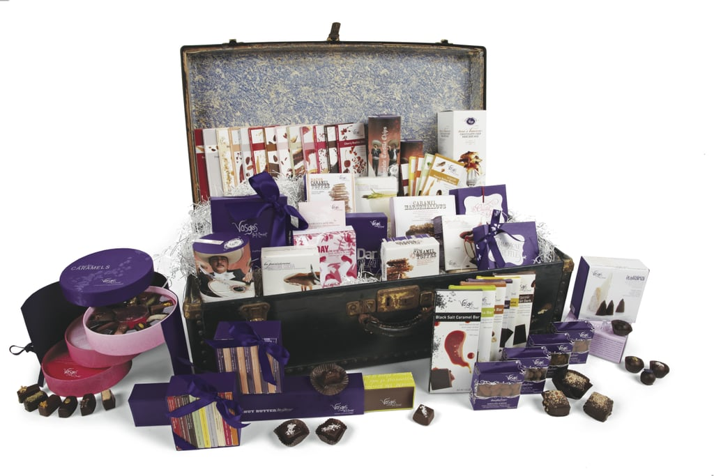 Vosges Chocolate Trunk