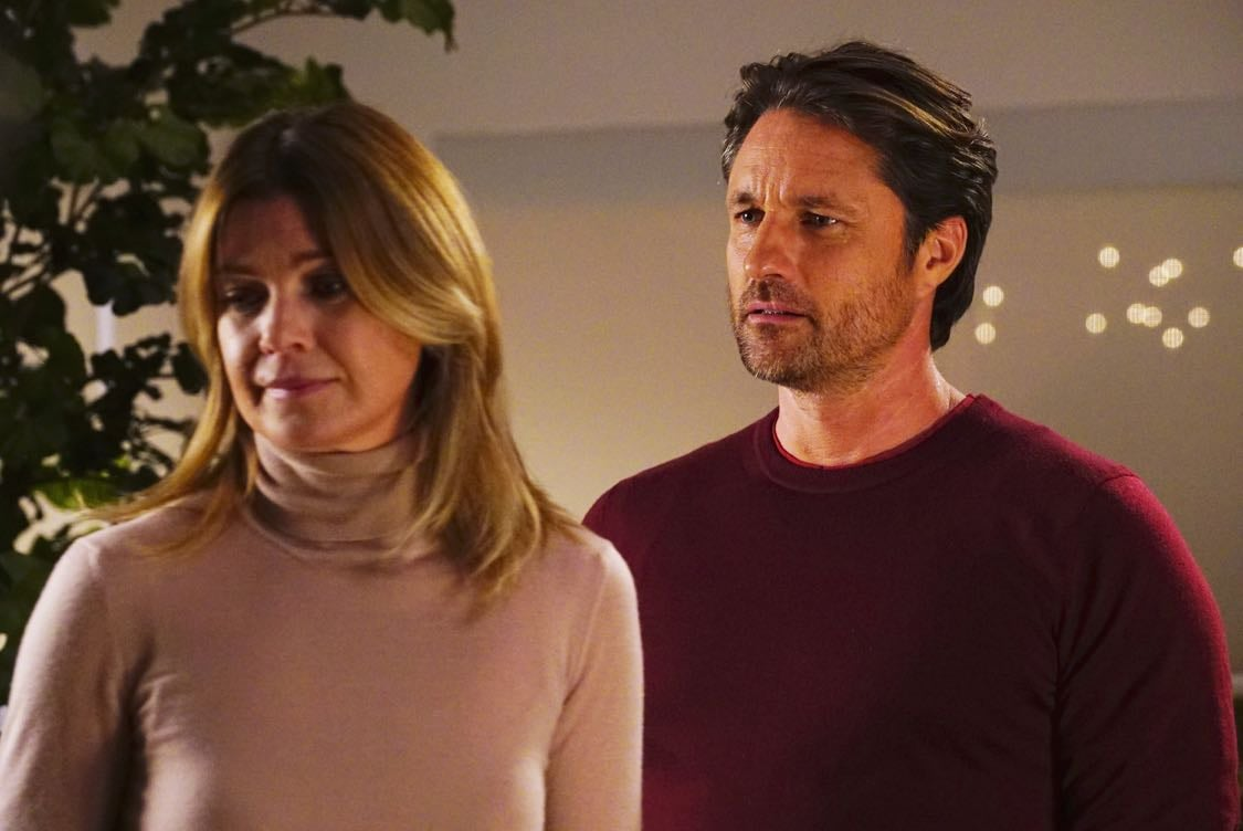 Meredith and Nathan\'s Relationship on Grey\'s Anatomy | POPSUGAR ...