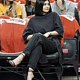 Kylie's Strappy Courtside Sandals