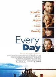 Every Day Trailer Starring Liev Schreiber, Helen Hunt, and Carla Gugino