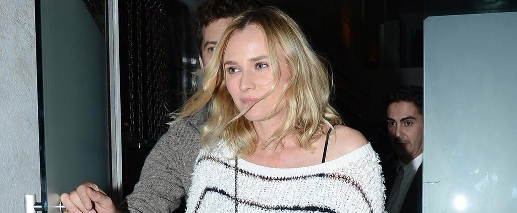 Diane Kruger's Gorgeous New Ring Sparks Engagement Rumors